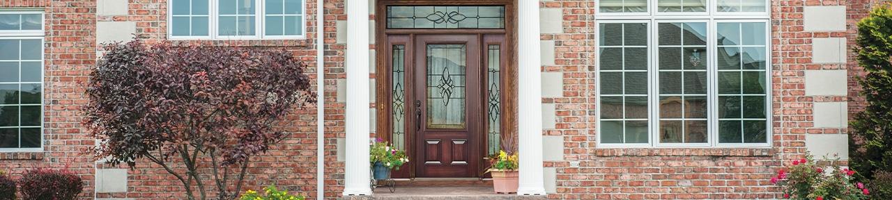 Attractive & Energy-Efficient Exterior Door Replacement in the Greater Atlanta Area